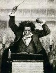 Beethoven conducting