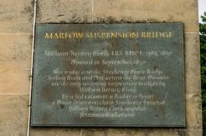 Marlow plaque