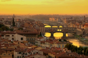 Ponte_Vecchio_at_Sunset