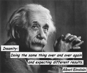 Einstein - Insanity