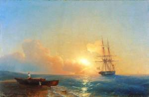 Ivan Aivazovsky -maritime art