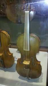 Amati eldest dated violin