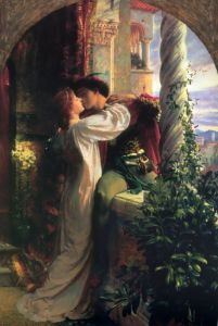 Frank Dicksee - Romeo-and-Juliet-Artwork
