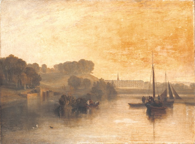 JMW Turner - Petworth House