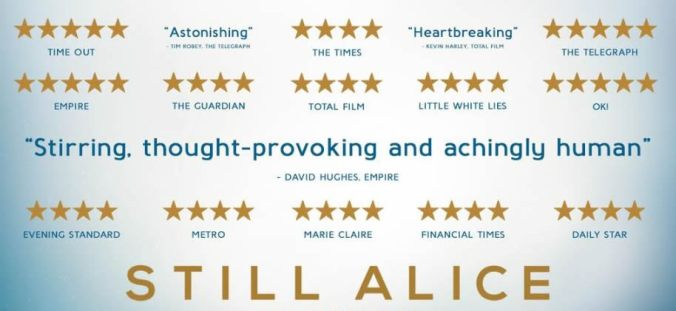 Still Alice - ratings
