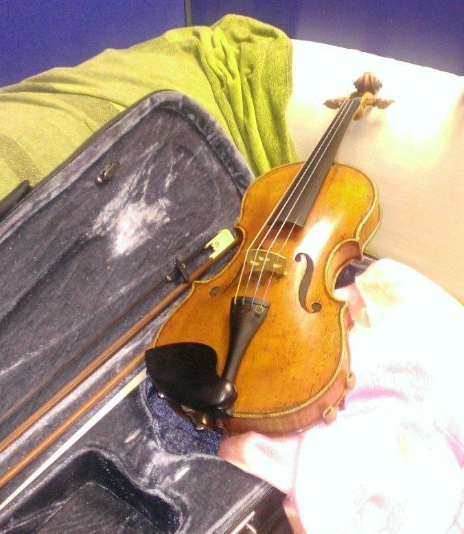 Adelia's Storioni Violin