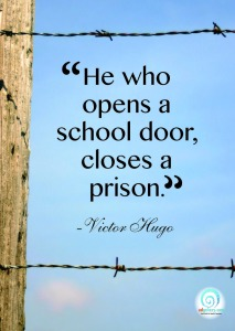 education quote - Victor Hugo