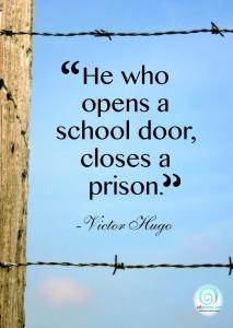 education quote - Victor Hugo