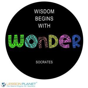 Socrates on wisdom