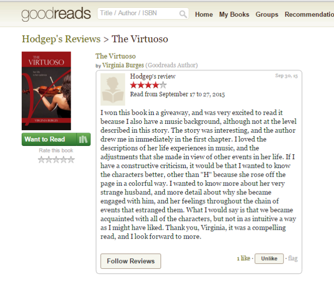 goodreads Sep review