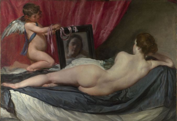 Diego Velazquez - The Rokeby Venus - The National Gallery London