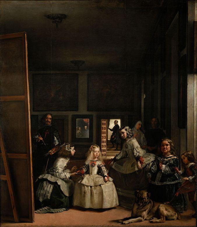 Diego_Velázquez - Las_Meninas