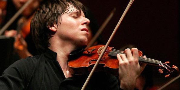 Joshua Bell - Huberman_violin