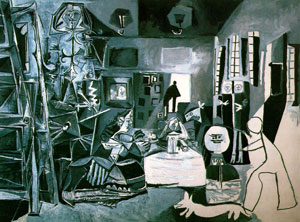 Pablo Picasso, 58 recreations of Las Meninas.