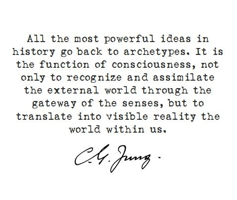 archetypes - Jung