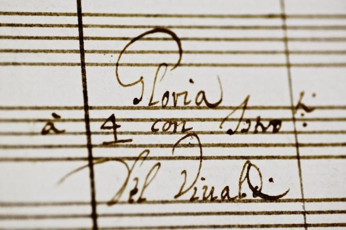 Vivaldi - Gloria image Miles Fish