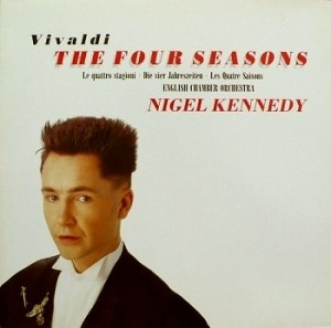 Vivaldi - Nigel Kennedy 4 seasons