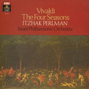 Vivaldi - Perlman IPO 4 Seasons