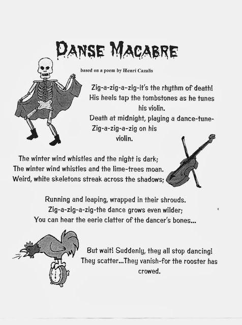Henri Cazalis - Danse Macabre