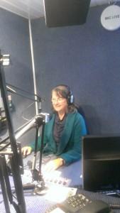 Jean at Marlow FM