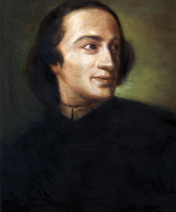 Giuseppe Tartini portrait