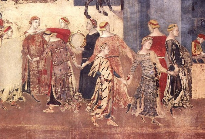 Lorenzetti_Italian folk dance
