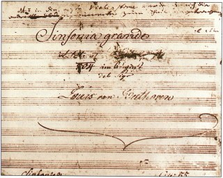 Beethoven Eroica _title