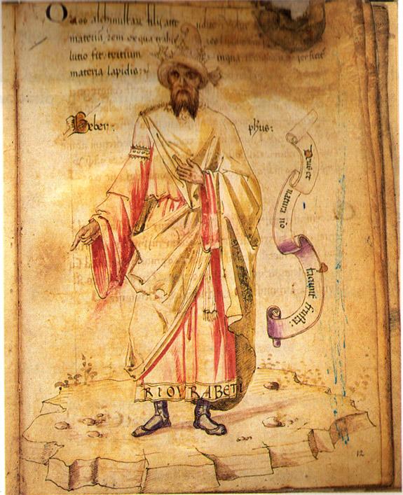 alchemy - Jabir_ibn_Hayyan