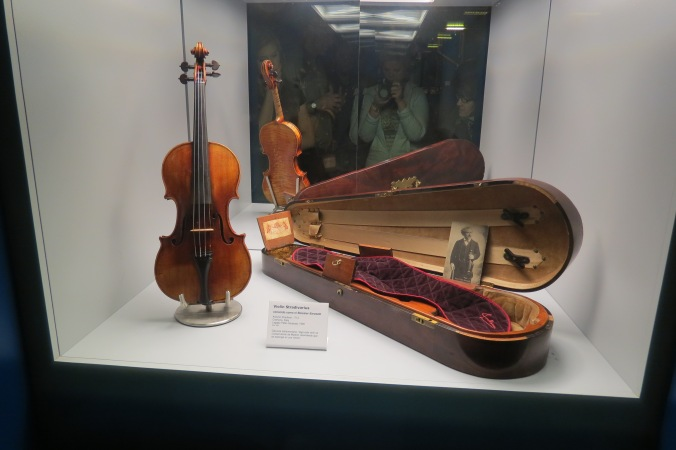 Boissier Stradivarius in Madrid