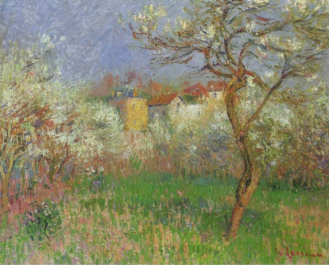 Spring by Gustave Loiseau