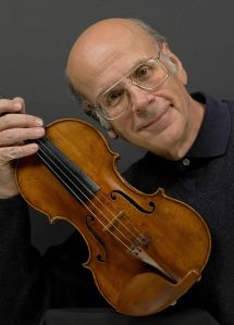 David Fulton - current owner of the 1742 Lord Wilton ex Yehudi Menuhin Guarnerius