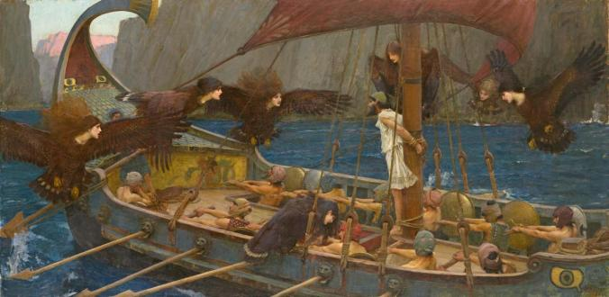Ulysses by JW Waterhouse