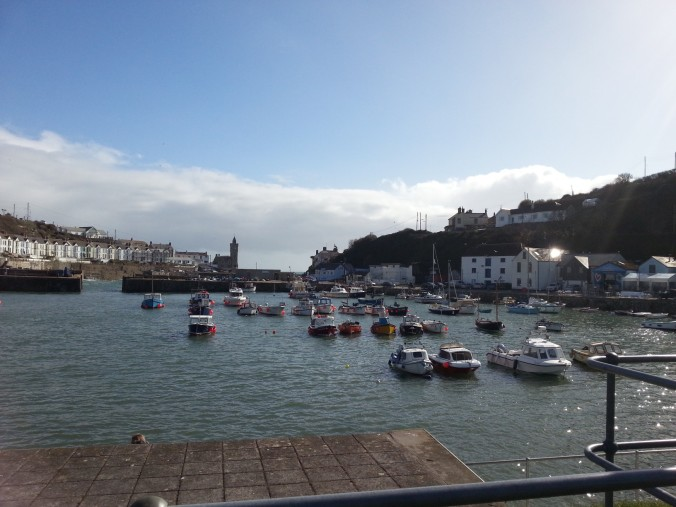 Pretty Porthleven Harbour