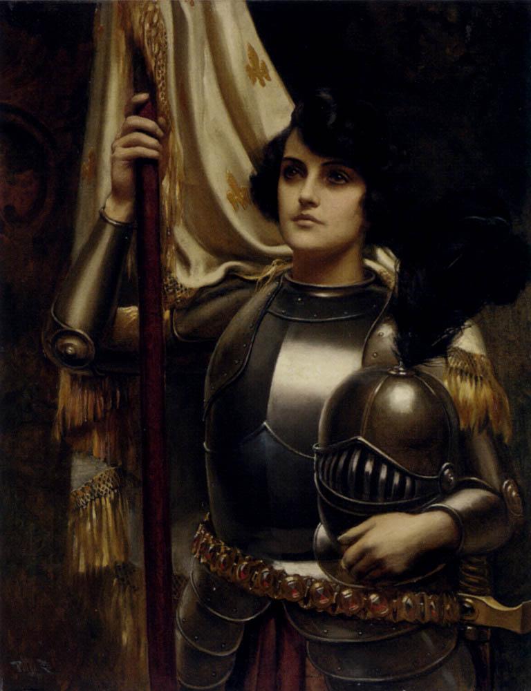 Jeanne d'Arc | rhap.so.dy in words