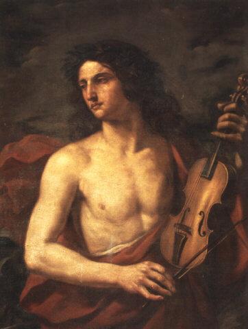 Orfeo by Cesare Gennari