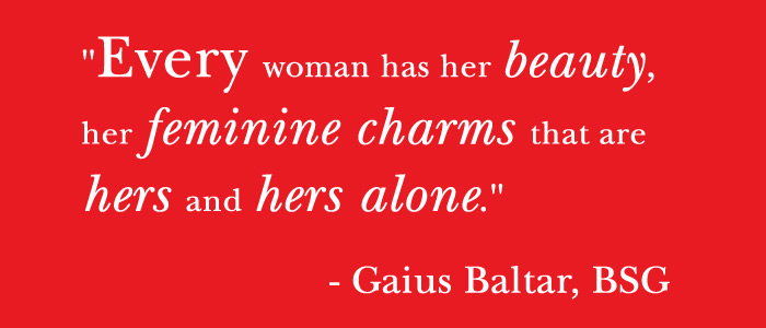 the magic of embracing femininity in a man�s world rhap