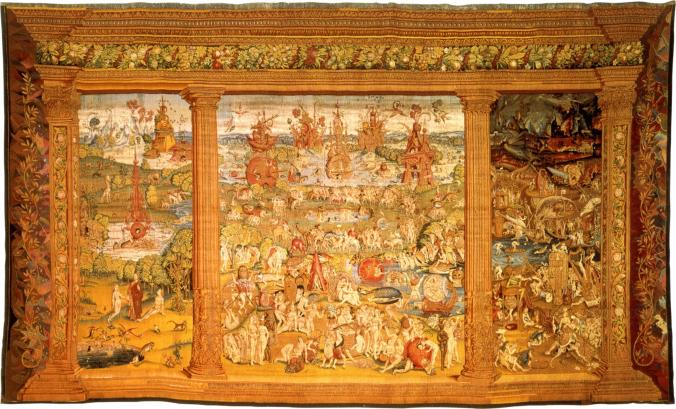 Tapestry after Jheronimus Bosch