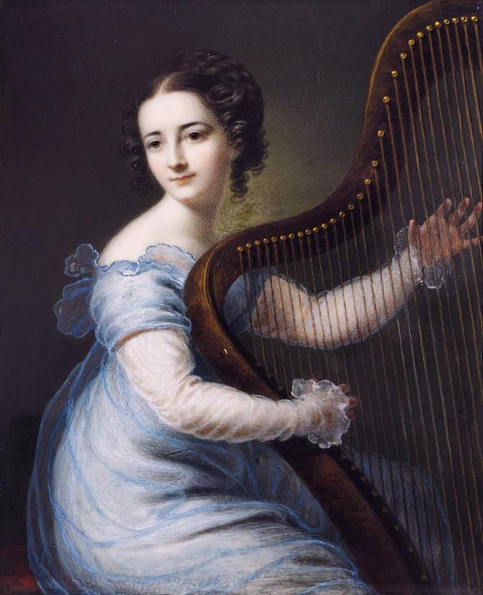 Dorette Spohr, née Scheidler (1787-1834)