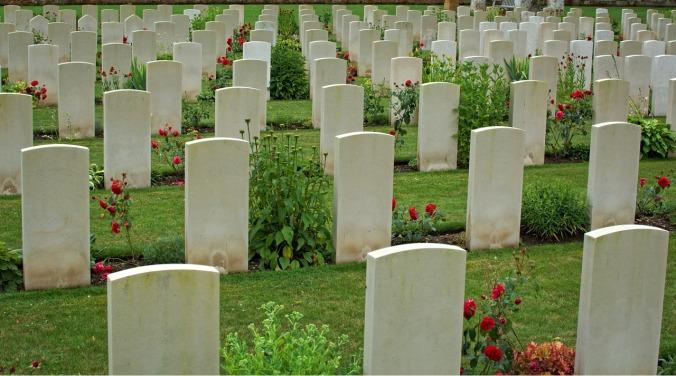 war-graves