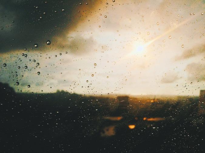silence-rain