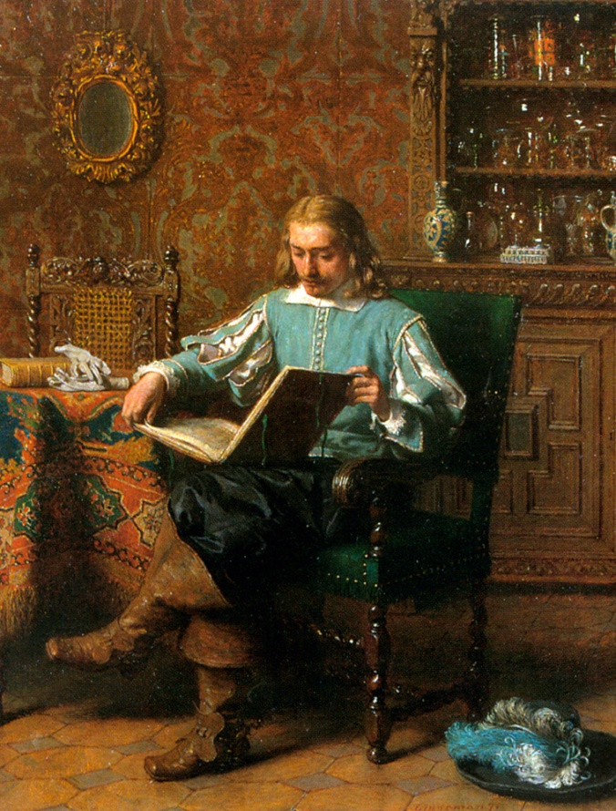 a_cavalrist_reading_in_a_17th_century_interior-large