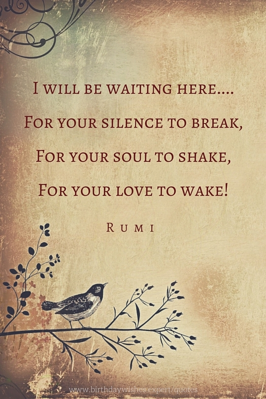 love-rumii-will-be-waiting-here