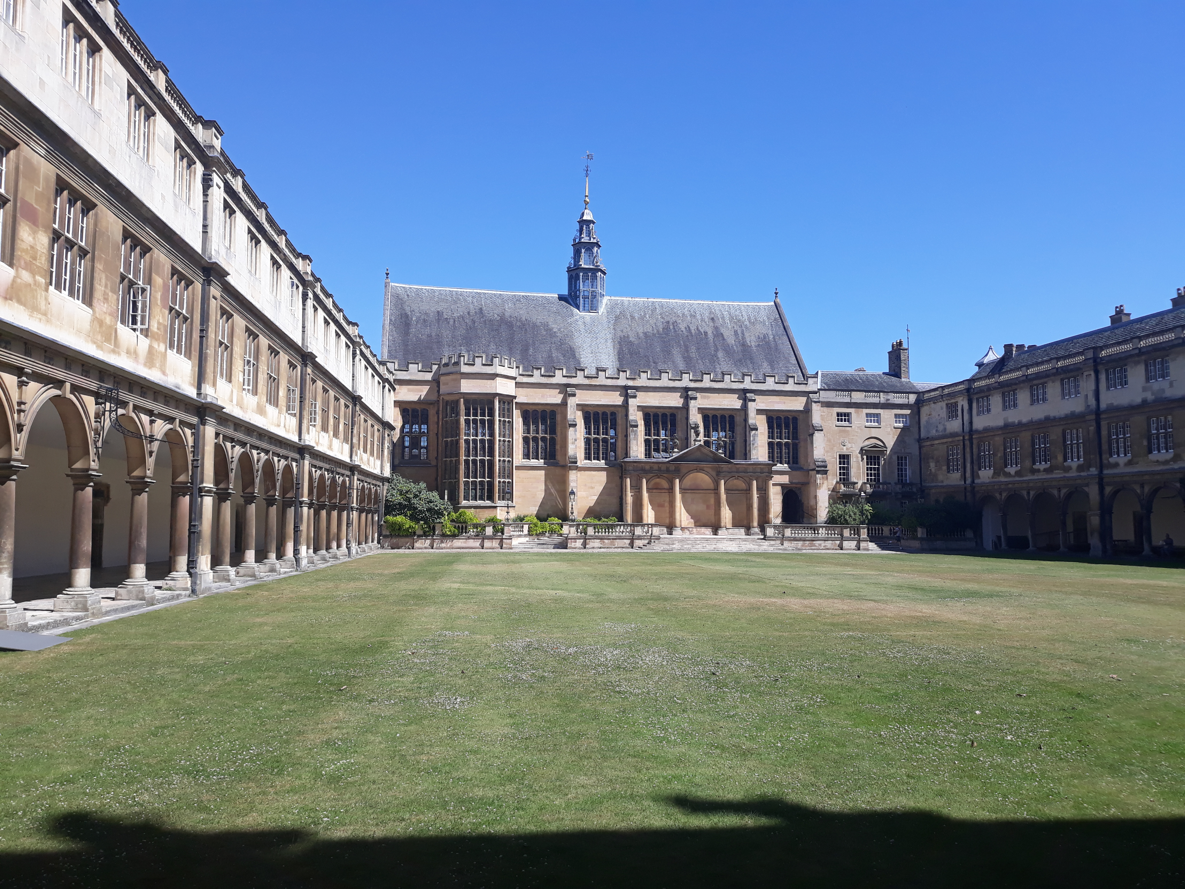 A Fascinating Tour of the Historic Heart of Trinity College